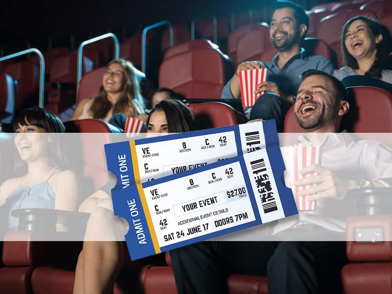 Savings On Movie Tickets