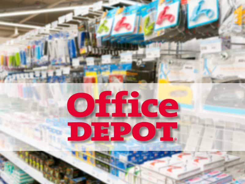 Office Depot Savings Program